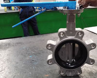 ANSI Standard 1 Inch lug Butterfly Valve With Competitive Price