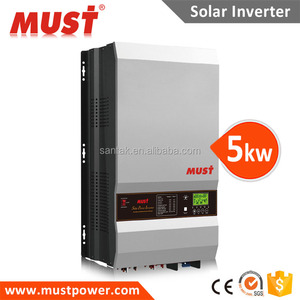 2kw 3kw 4kw 9kw Off Grid DC to AC Solar Grid Tie inverter with Battery Backup Energy