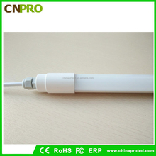 Widely used for aquarium T8 waterproof led tube light 4 feet 18w CE RoHS FCC approved