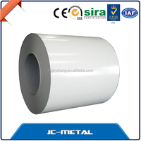 Hot Sale cold rolled PPGI/ PPGI color coated galvanized corrugated metal roofing