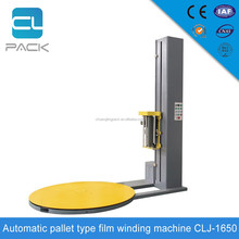 CLJ-1650 Packaging Glass Products Hardware Tools Used Automatic Stretch Wrapping Machine