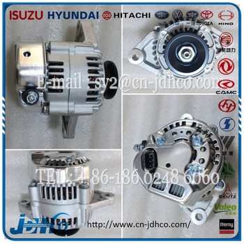 12V 45A NEW ALTERNATOR 1667864011 1667864012 for Kubota