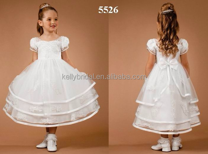 Girls Silk Lace White Wholesale Christening Gowns - Buy Wholesale ...