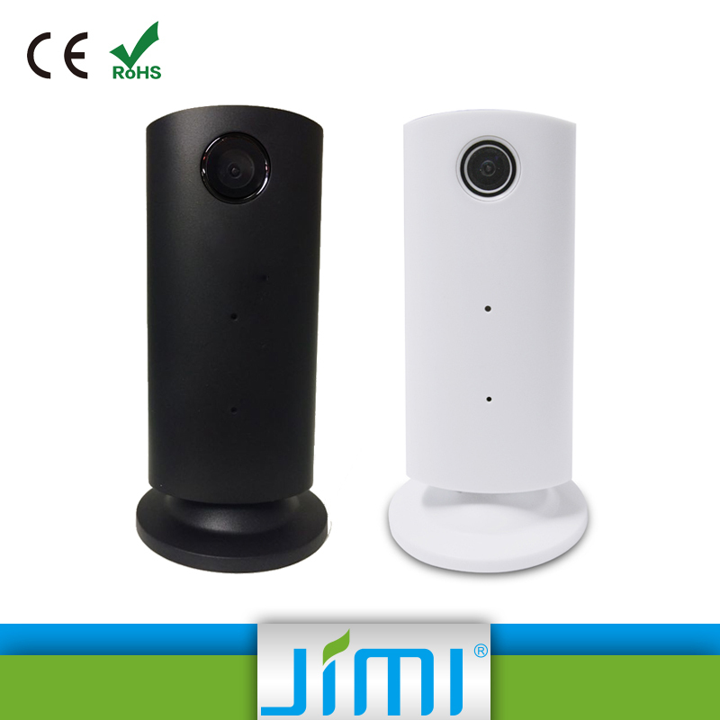 Jimi JH08 Super Simple Video Monitoring and Security Camera with free plug and play apps for iOS, Android OS & PC device
