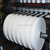 white coated duplex paper board bottom PE Coated Paper in roll