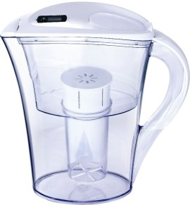 Water Purifier Pitcher with Activated Carbon Clean water KKBP100YC