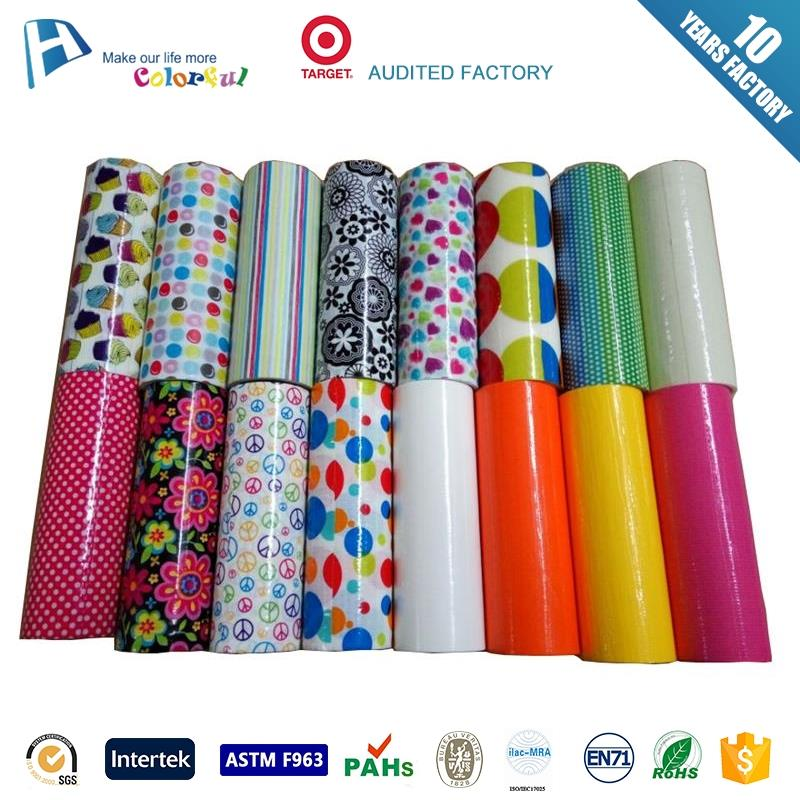New Design colorful cheap Duct Tape Free Samples