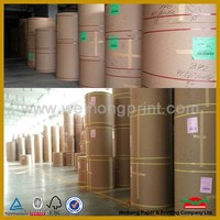 cigarettes box paper with custom roll paper supplier