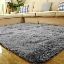 Bulk factory price washable 3d design shaggy rug floor carpet
