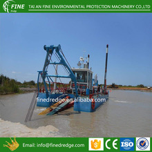 2000m3 Water Suction Dredger Barge