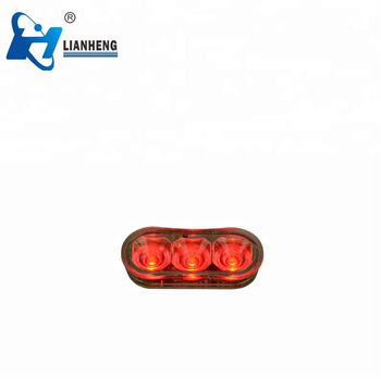 Hazard Warning 12V Grille Strobe Lights