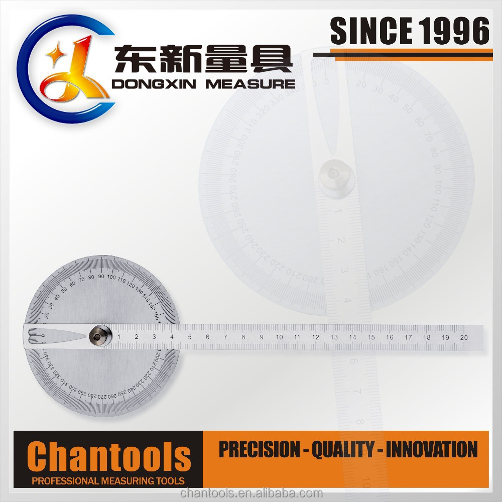 [CHANT] High Precision Industrial Degree Protractor Factory/Depth Gage