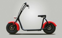 newest citycoco 2 wheeler rough road e city scooter/ adult electric motorcycle