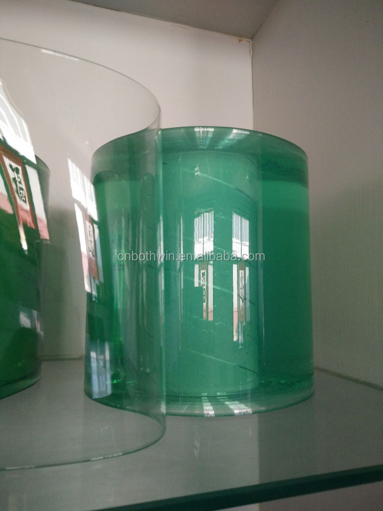 PVC Strip Curtain Standard Transparent Flexible