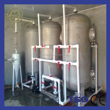 Water Filtering Equipment Iron And Manganese Removal