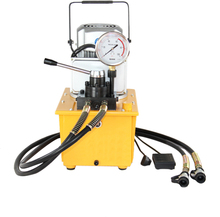 Electric Driven Hydraulic <strong>Pump</strong> 10000 PSI (Double acting manual valve) HHB-700AB