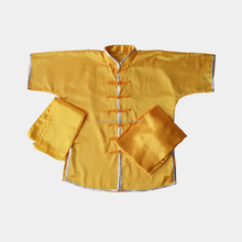 Chinese traditional kongfu suit