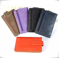 China manufacture pu leather universal bag,3.5 inch universal phone case