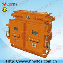 QBZ Flameproof Vacuum electromagnetic starter for containing explosive gas (methane) and the coal mine