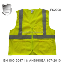 America market high visibility safety clothing
