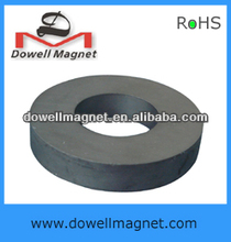 Y30 anisotropic factory sell ring ferrite magnet
