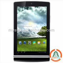 Qualcomm Android3.2 micromax touch tablet with sim card
