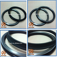 flowserve mechanical seal machinery parts for Kobelco R45P0018D18
