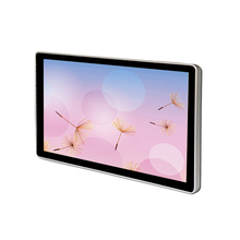 "15.6"" Wall Mount Android Touch LCD Advertising Video Display"
