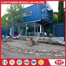 Low cost and luxury prefabricated Light steel frame house/ villa/ homes/ modular homes
