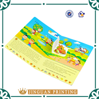 Pop Up Book / Child Book Publisher in China / Custom Child Book Printing