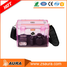 AURA AI-2.8-2218A Plastic camera case Tool box plastic Professional Tool case Waterproof Surgical Instrument Protective Case