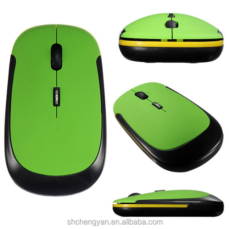 Manufacturer for the mouse computer accessories office gifts 3,500 wireless mouse 2.4G notebook computer mouse