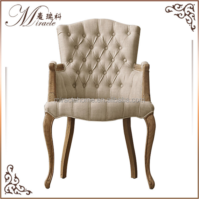 Hot sales wood frame tufted back bride and groom <strong>chairs</strong>