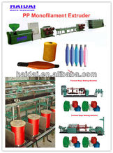 PP/PET/Nylon rope Making Machine production line/plant/series