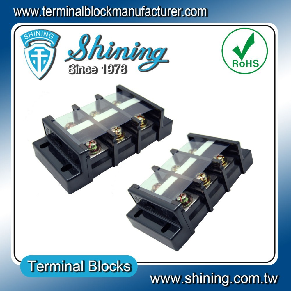 TB-150 Panel Mounted Assembly Type 150A Ballast Terminal Block