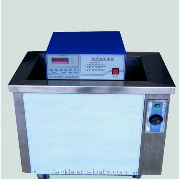 Feiyide Plating Ultrasonic Cleaner for Gold Copper Zinc