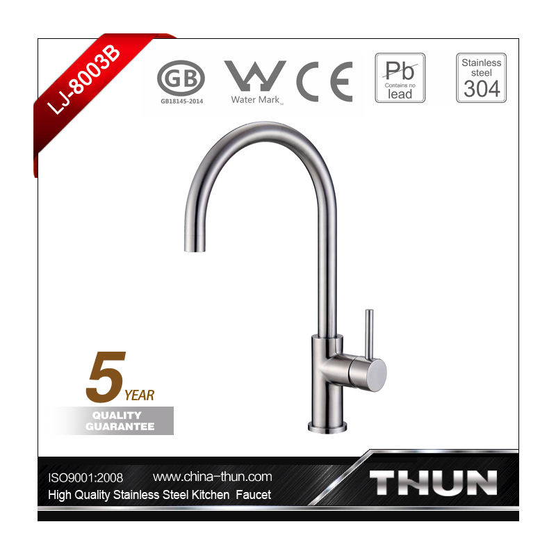Wholesale And Retail Single Lever Lead-free health sink faucet