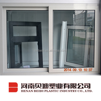 UPVC Door and Windows China/window and door pvc/cheap windows and doors