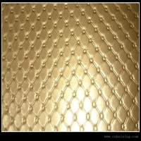 Wall Coating Type 3D Wall Panel/PU Leather Soft Wall Panel