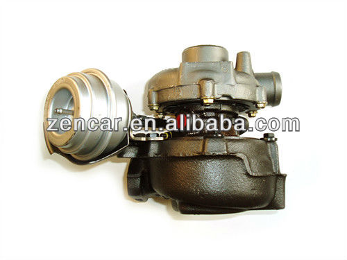 Abb turbocharger GT1749V for Audi A4 1.9 TDI (B5) with AHH / AFN Engine 454231-5010S
