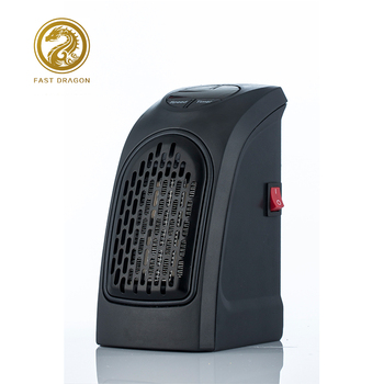 Wholesale 400W Electric Fan Portable Mini Heater Space Heater for Home and Office