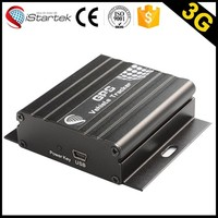 Full function factory price professional 3g gps tracker with fleet management