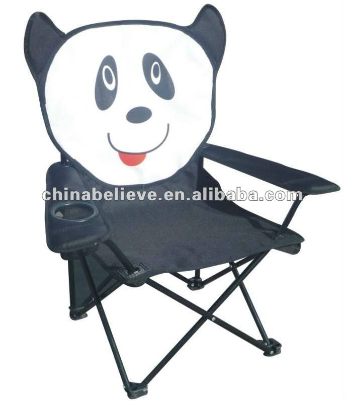 enfants fauteuil chaise dessin anim enfants chaise de camping panda chaise pliante id de. Black Bedroom Furniture Sets. Home Design Ideas