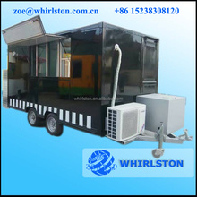 China super manufacturer made professional provided food trailer/food cart/food truck