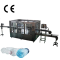 Automatic small bottle washing filling capping machine for carbonated drinks with CE certificate