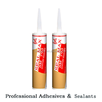 china supplier high quality green color silicone sealant for construction