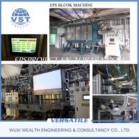 Good Reputation air cooling eps block moulding machines