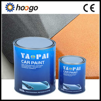 1K waterproofing spray metal paint