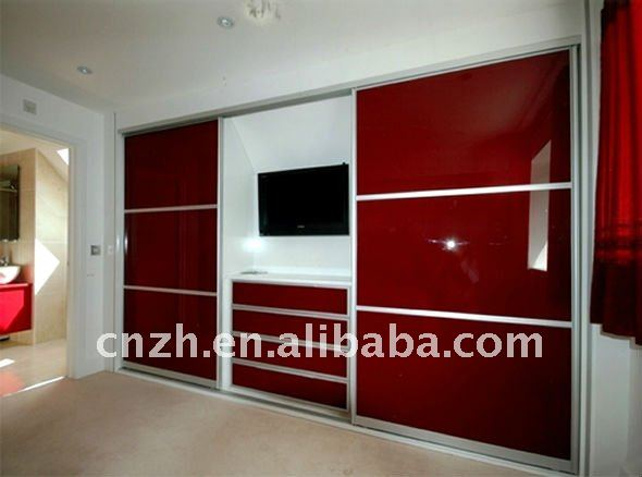 bedroom Furniture(UV high glossy panel)