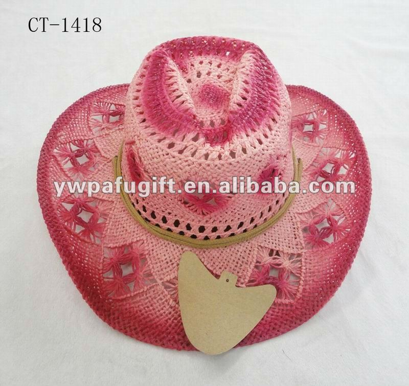 fashion design red cowgirl hat design your own cowboy hat